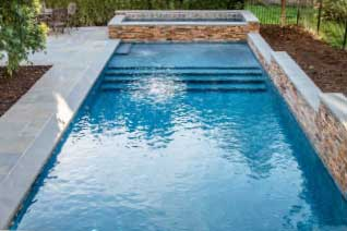 Gunite Swimming Pools By Eastern Aquatics