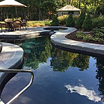 Gunite swimming pool Averill Park NY